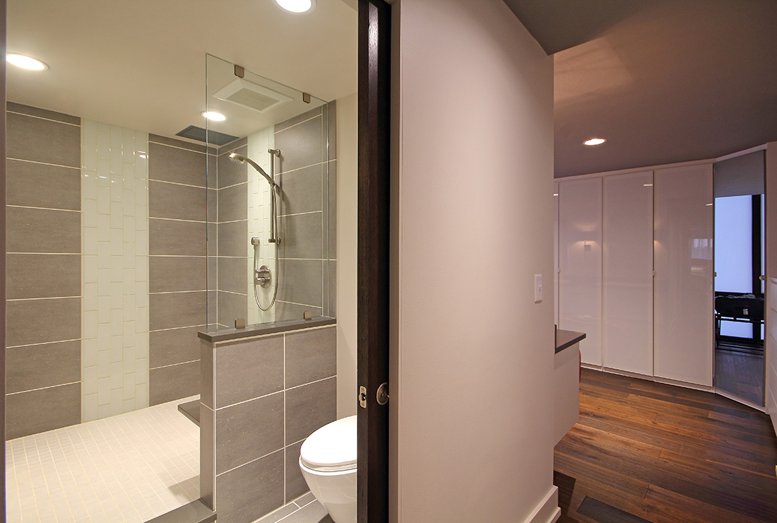 Atlanta Hi-Rise Bathroom Remodeling