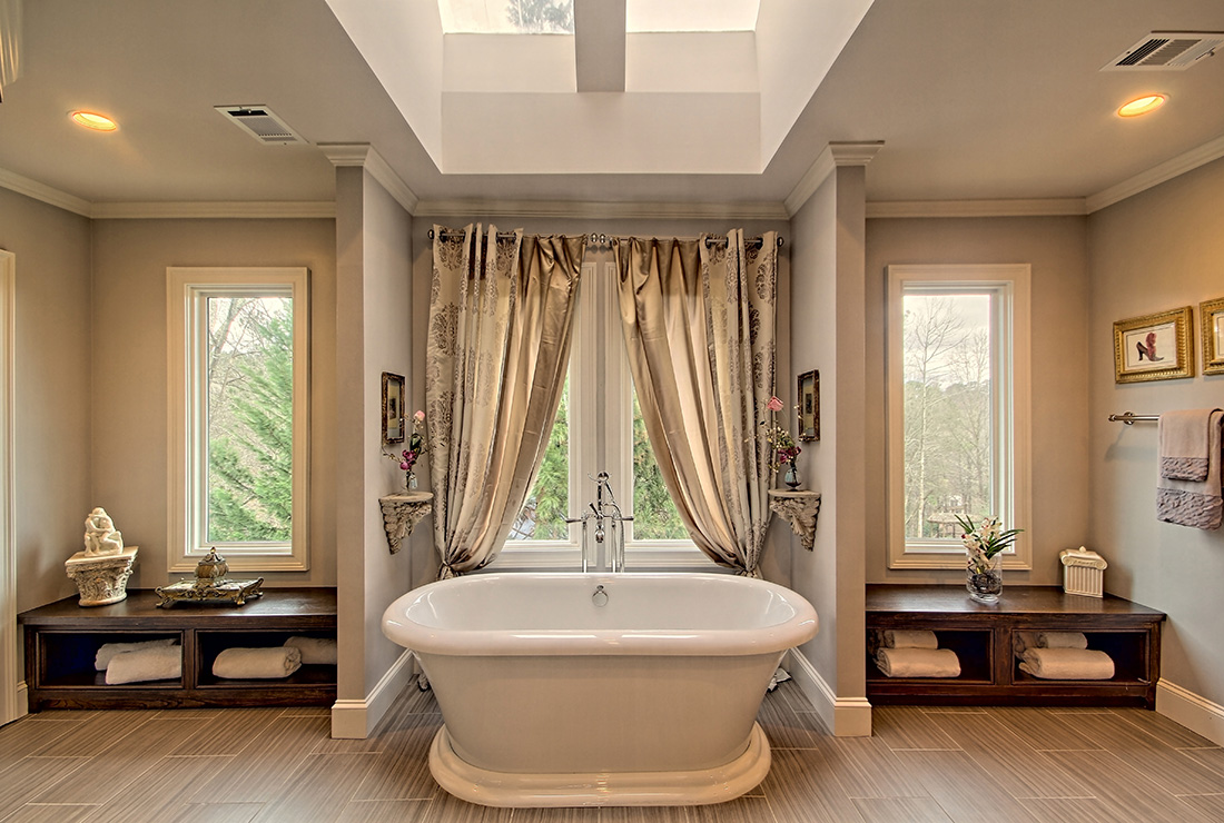 Bathroom Remodeling Into A Elegant Rutt Bath