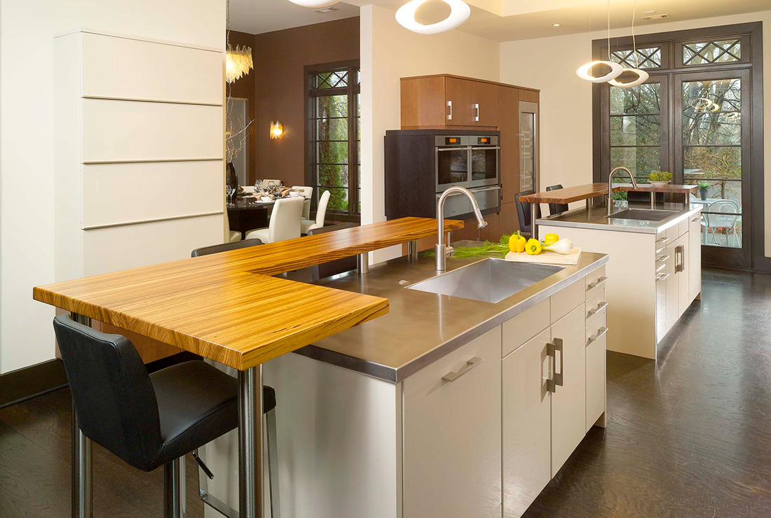 Modern Kitchen And Atlanta Kitchen And Bath Remodeling Kitchen And Bath Design