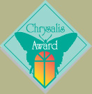 chrysalis award logo - csi kitchen & bath studio