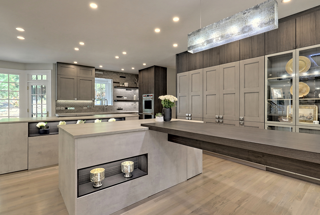 kitchen-featuring-leicht-and-jay-rambo-cabinetry